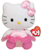 beanie hello kitty ballerina -ballerina doll