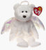 beanie babies halo bear excellent condition