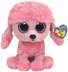 beanie boos princess poodle measuring almost