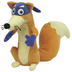 beanie swiper dora's -fox -cuddle adorable