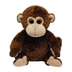 beanie babies vines monkey tall brown