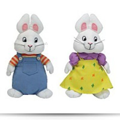Buy Now Beanie Baby Max And Ruby Set