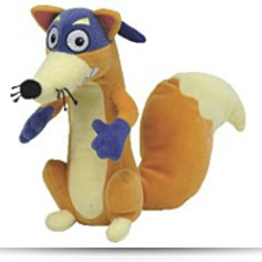 Buy Now Beanie Baby Swiper Doras Fox