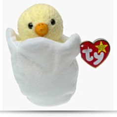 Buy Now Eggbert The Chick Beanie Baby