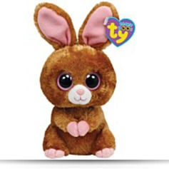Hopson Brown Bunny 6 Plush
