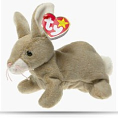 Buy Now Nibbly The Bunny Beanie Baby
