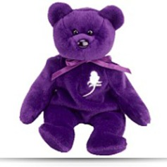Buy Now Princess The Purple Teddy Bear