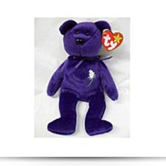 Buy Now Ty Princess Bear