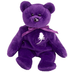princess purple teddy bear diana mwmt