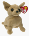 beanie babies tiny chihuahua border under
