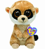 beanie boos rebel meerkat soft cute