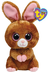 beanie boos hopson brown bunny plush
