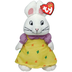 beanie babies ruby -ruby rabbit -cuddle