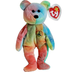 peace neon ty-dyed teddy bear mwmt
